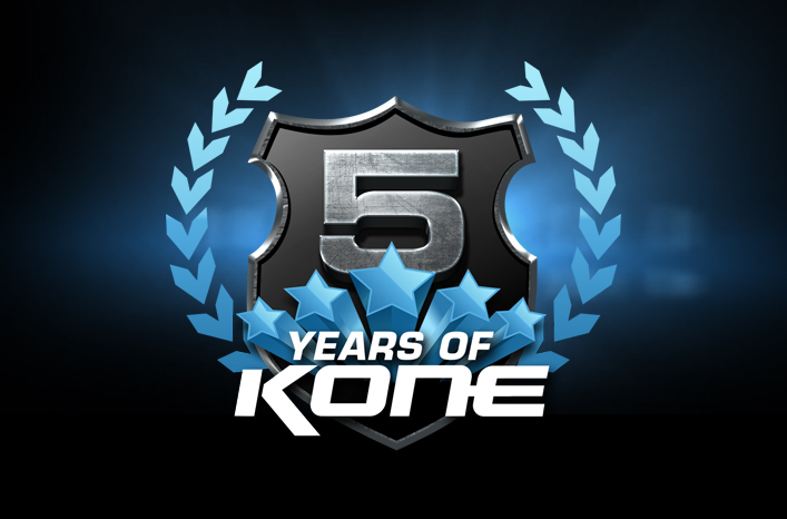 5Years of_Kone