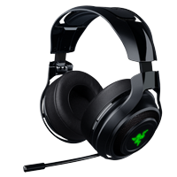 Razer Announces Wireless Gaming Headset