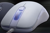 Tesoro Announces Ambidextrous, White Sharur SE Spectrum Gaming Mouse
