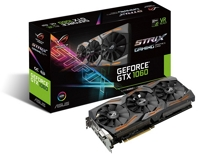 ASUS Republic of Gamers Announces the Strix GeForce® GTX 1060