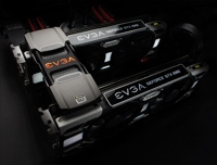 EVGA shows off RGB Pro SLI Bridges