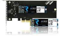 Toshiba Launches the OCZ RD400 NVMe(R) SSD Series