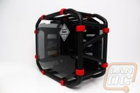 In Win D-Frame Mini Review Case, d-frame, InWin, LANOC 1