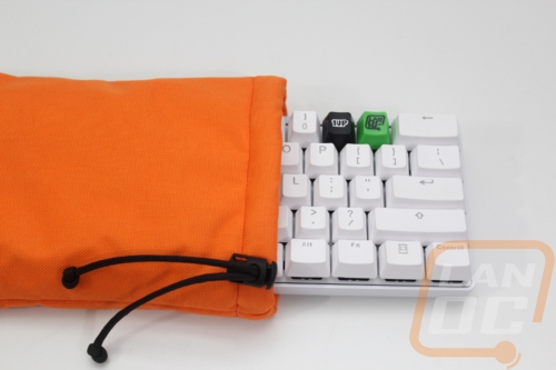 1UP Keyboards Pok3r Sleeve