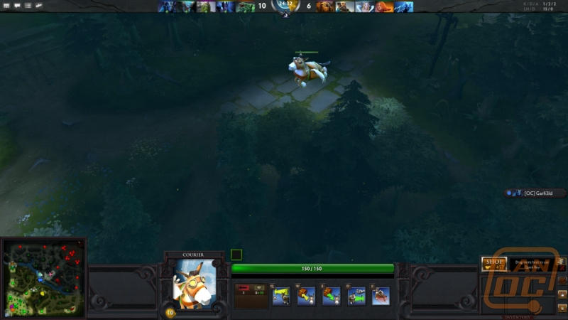 how to not play lag in dota 2