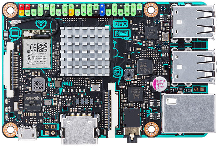 ASUS Launches Tinker Board in North America