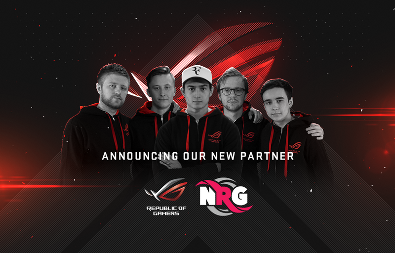 ROG Brings NRG Esports Closer to Gaming Domination
