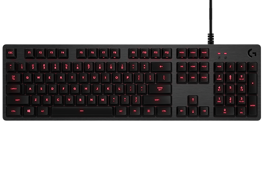 Logitech G Launches G413 Mechanical Gaming Keyboard