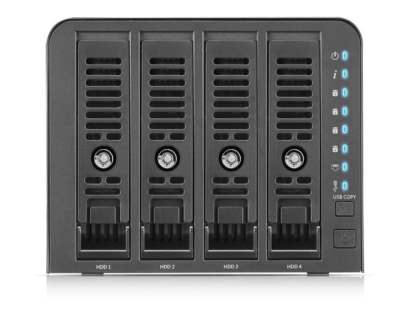 Thecus Announces new Affordable 4-bay NAS: The N4350