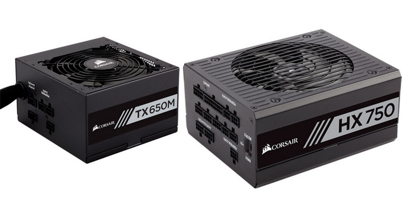CORSAIR introduces new HX and TX-M Series PSUs and CORSAIR Bulldog 2.0