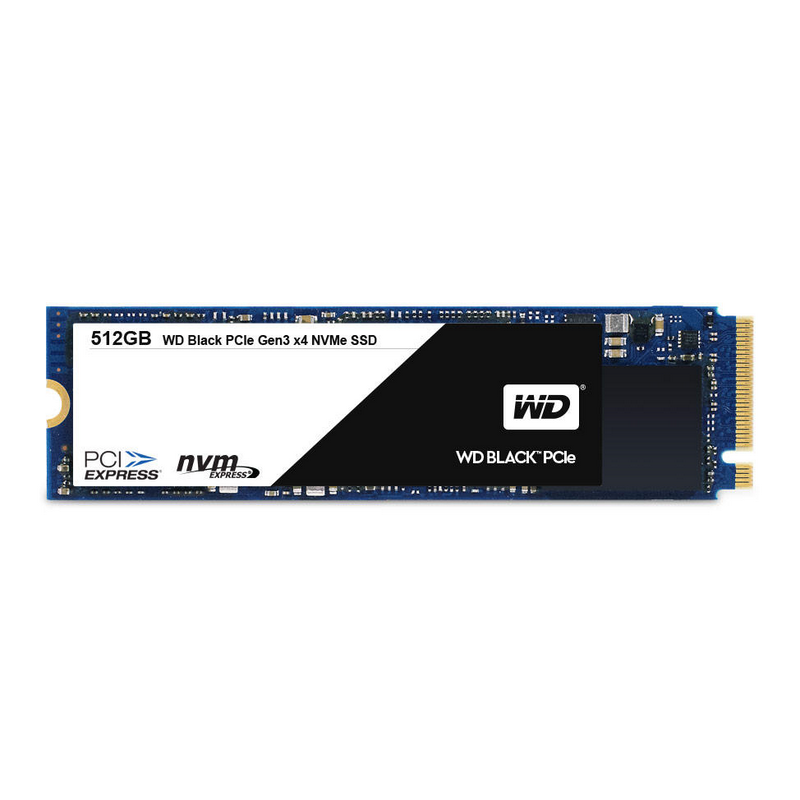 WESTERN DIGITAL INTRODUCES WD BLACK PCIE SOLID STATE