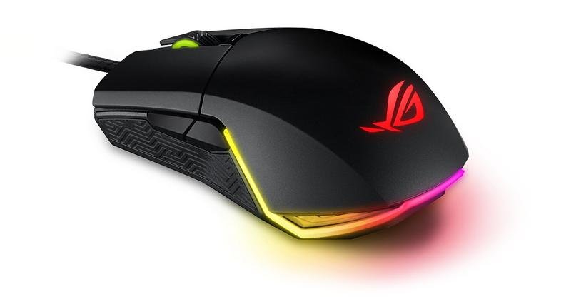 ASUS Republic of Gamers Launches Pugio