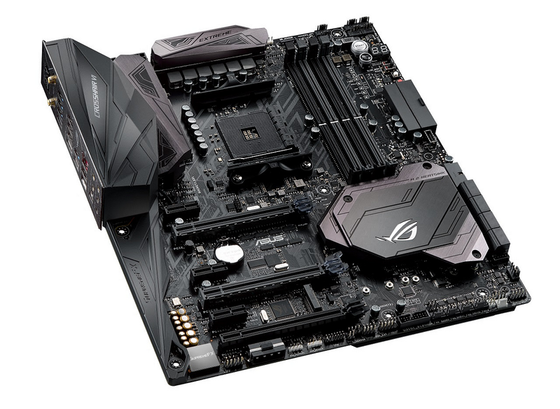 ASUS Republic of Gamers Introduces Crosshair VI Extreme