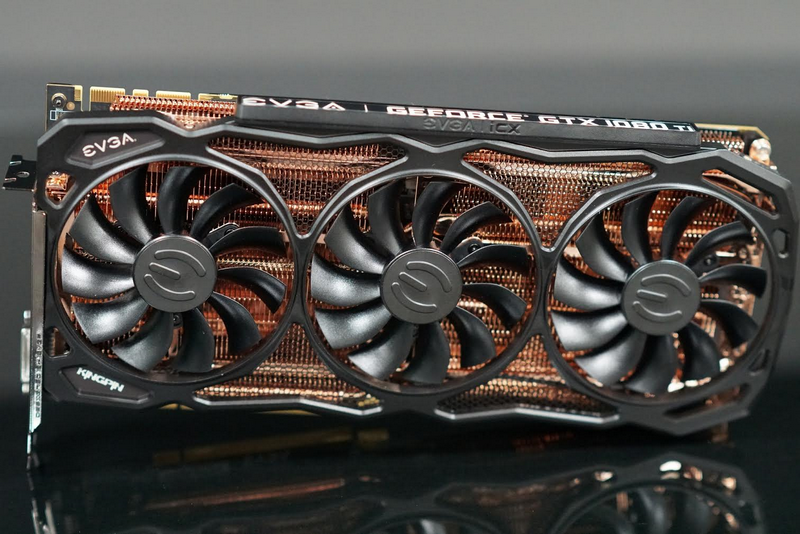 EVGA introduces the GeForce GTX 1080 Ti K|NGP|N