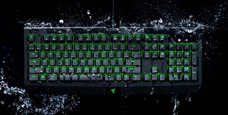 Razer Blackwidow Ultimate Will Now Resist The Elements
