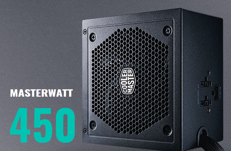 Cooler Master Introduces MasterWatt