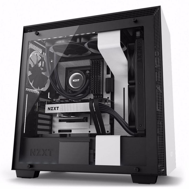 NZXT introduces the H Series cases with Smart Device Control