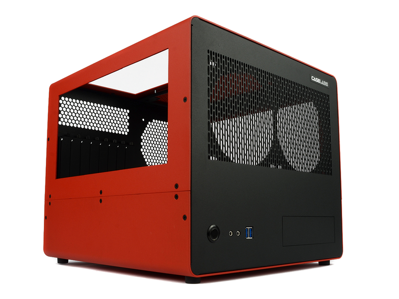 CaseLabs Introduces New Bullet BH8 EATX Small Form Factor Case