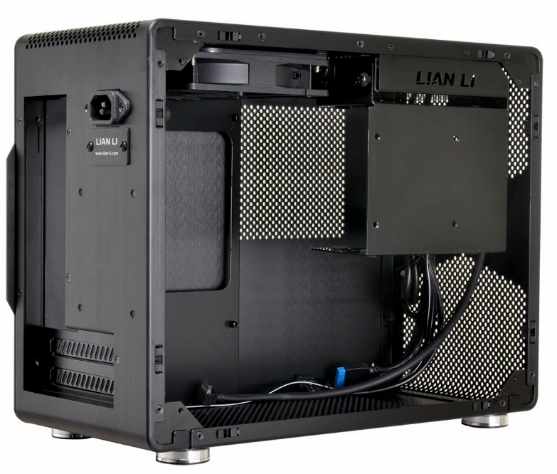 Lian Li introduces new series of all-aluminum convertible Tower and HTPC cases