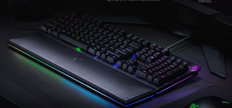Razer announces Huntsman premium gaming keyboard line