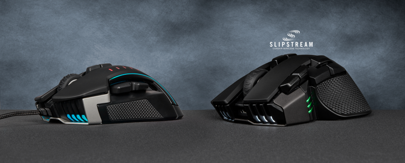 CORSAIR Launches Two New High-Performance Gaming Mice – IRONCLAW RGB WIRELESS and GLAIVE RGB PRO