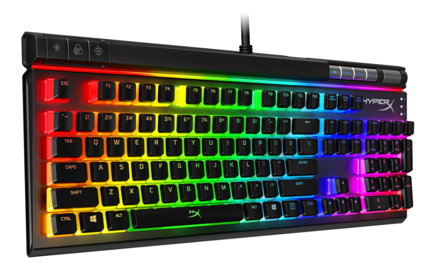 HyperX Upgrades Keyboard Lineup with Alloy Elite 2