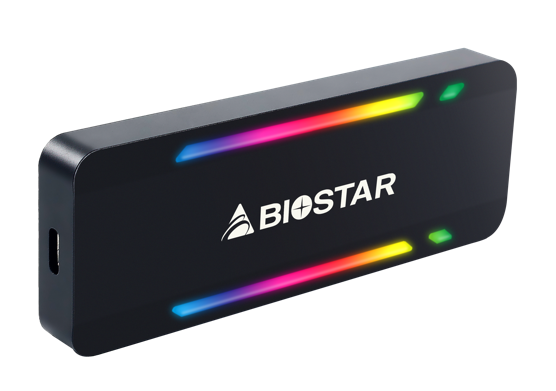 Biostar announces the new P500 portable SSD