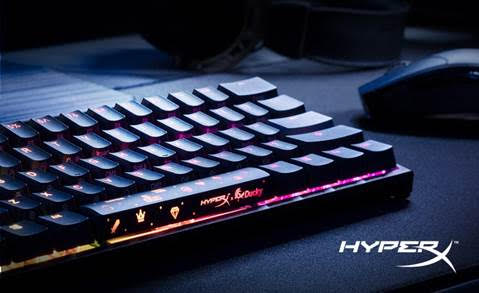 HyperX and Ducky Team-up Again for Limited-Edition Keyboard