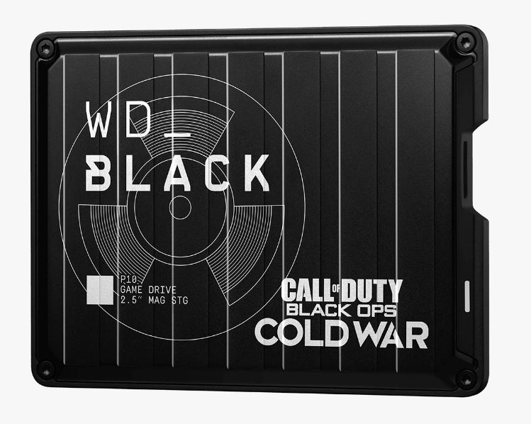 WD_BLACK introduces new Call of Duty branded drives
