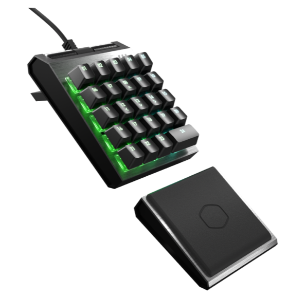 Cooler Master Releases Former Successful Kickstarter Project, ControlPad, to the Public