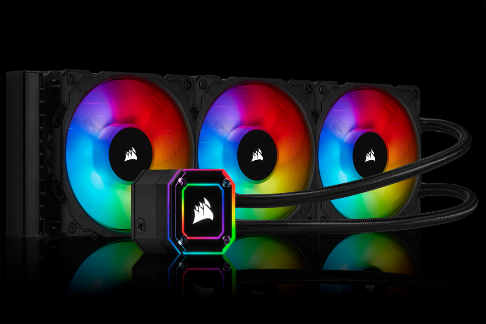 CORSAIR Launches iCUE ELITE CAPELLIX Liquid CPU Coolers