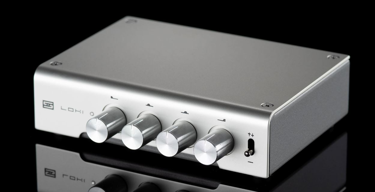 The Schiit Loki Mini+ is Here