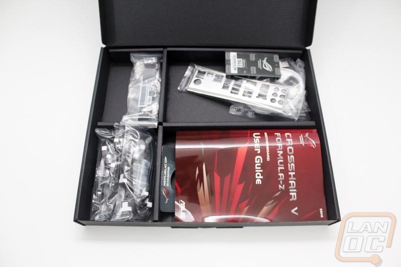 Asus Crosshair V Formula-Z - LanOC Reviews