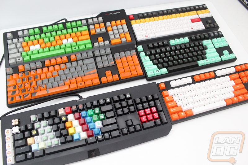 Keyboard customization lanoc reviews techkeys has the coolest business card i have ever seen even more impressive is the card is actually completely functional they even included three keys colourmoves