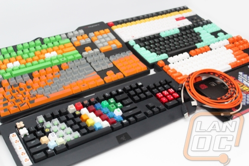Keyboard customization lanoc reviews