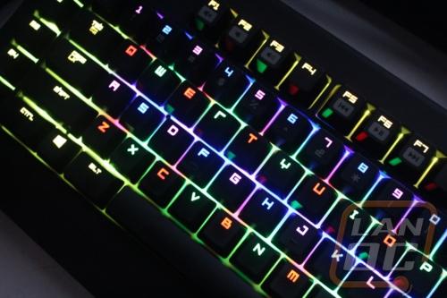 Razer Blackwidow Ultimate Chroma - LanOC Reviews