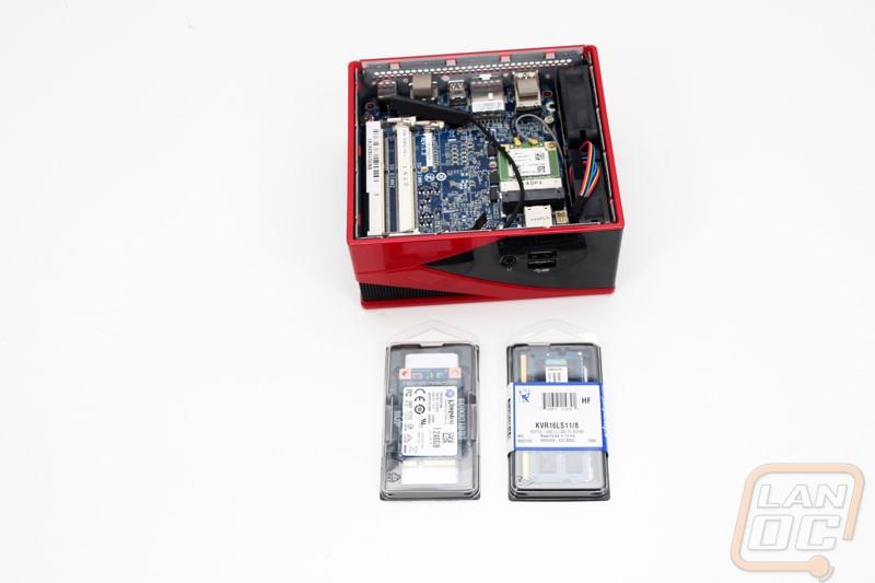 Gigabyte Brix GB-BXA8-5557 - LanOC Reviews