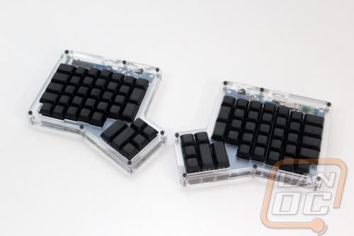 ErgoDox Ergonomic Mechanical Keyboard Kit - LanOC Reviews