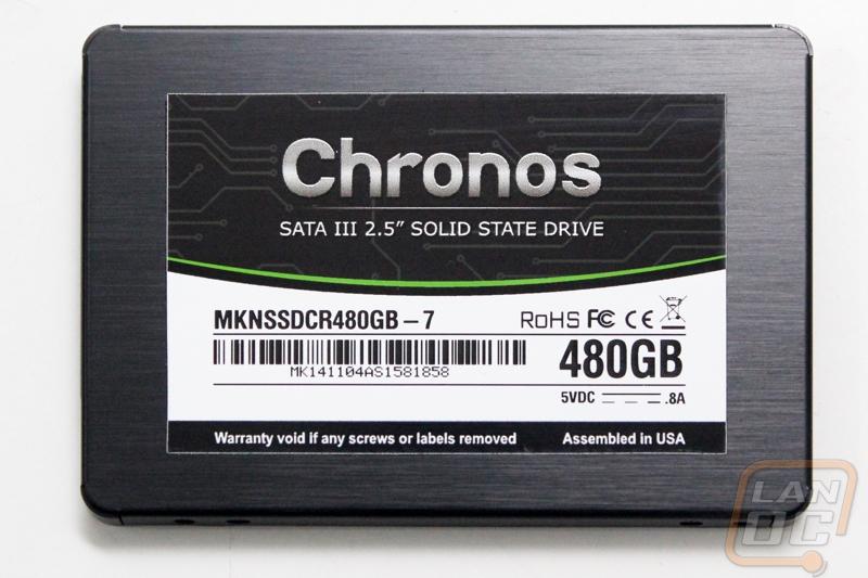 Chronos Lan Disk Driver FREE