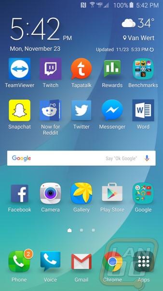 Samsung Galaxy Note 5 Lanoc Reviews