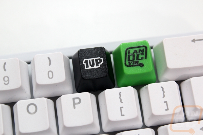 1UP Keyboards Pok3r Sleeve - LanOC Reviews
