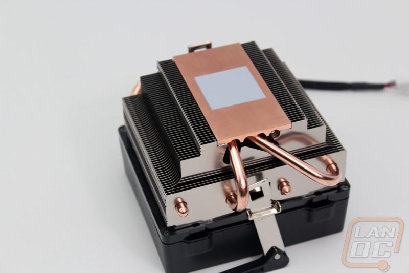 AMD Wraith Cooler - LanOC Reviews