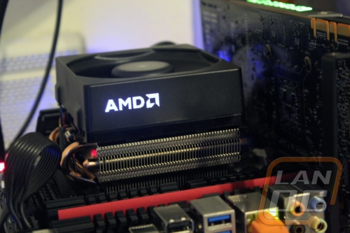 AMD Wraith Cooler - LanOC Reviews
