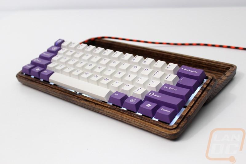 Datamancer Oaken 60% Keyboard Case - LanOC Reviews