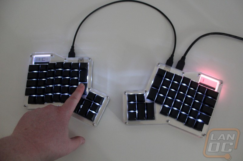 infinity ergodox. The New Connections Mean Cables, So Don\u0027t Expect To Be Using Same Old Mini-USB Cable. It Uses A USB 3 Type Micro B Connection. Infinity Ergodox