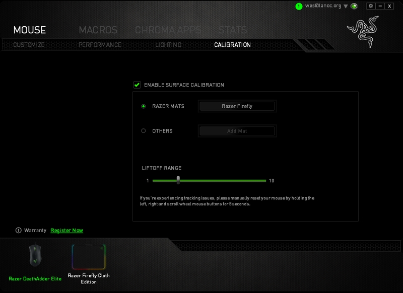 Razer Deathadder Elite - LanOC Reviews