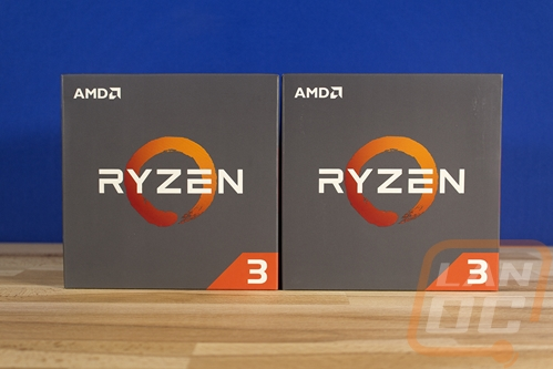 AMD Ryzen R3 CPUs