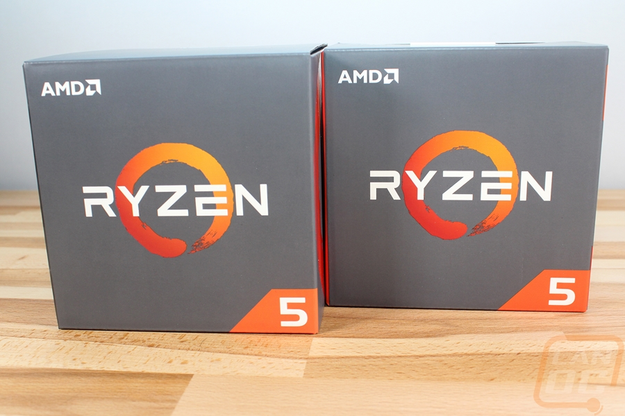 AMD Ryzen 5 CPUs - LanOC Reviews