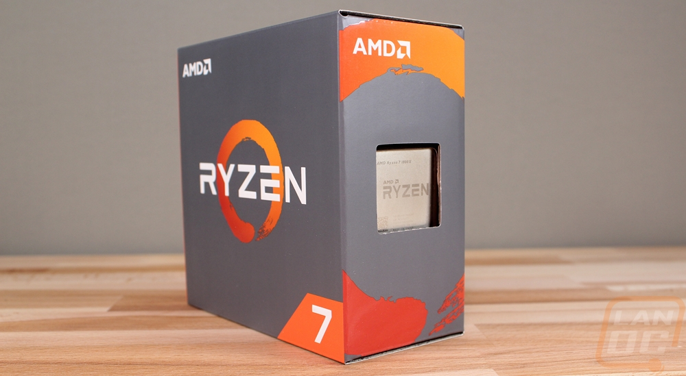 AMD Ryzen 7 CPUs - LanOC Reviews