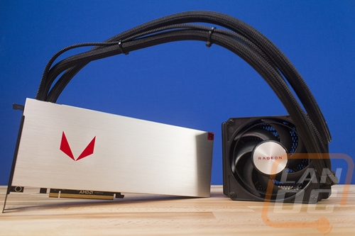Amd Rx Vega 64 Liquid Cooled Lanoc Reviews